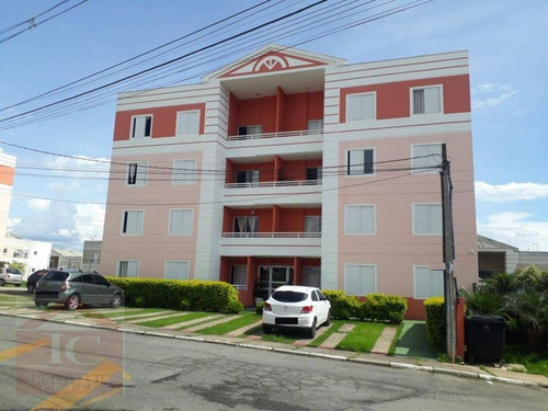 Apartamento Com 2 Dormitórios À Venda, 48 M² Por R$ 165.000,00 - Bairro Jardim Nossa Senhora Das Graças - Cotia/sp - Ap0514