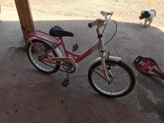 Bicicleta Shasha Liberty Niñx