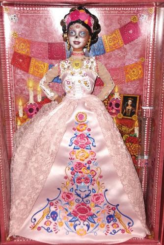 Barbie Catrina F Colección Rosa, Serie Ii Colección.