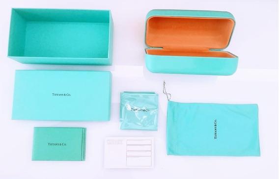 Estuche Original Tiffany & Co. Con Certificado Autenticidad.