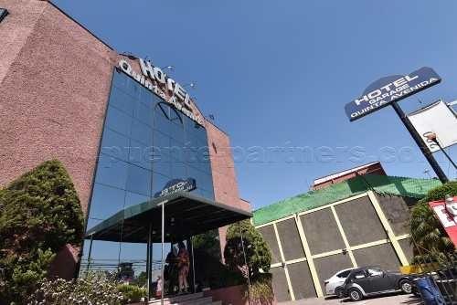 Hotel Agricola Pantitlan, Excelente Oportunidad De Inversion