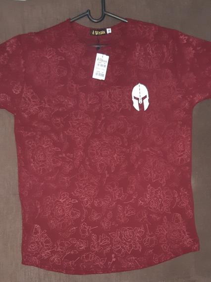 Camisa Masculina Tróia