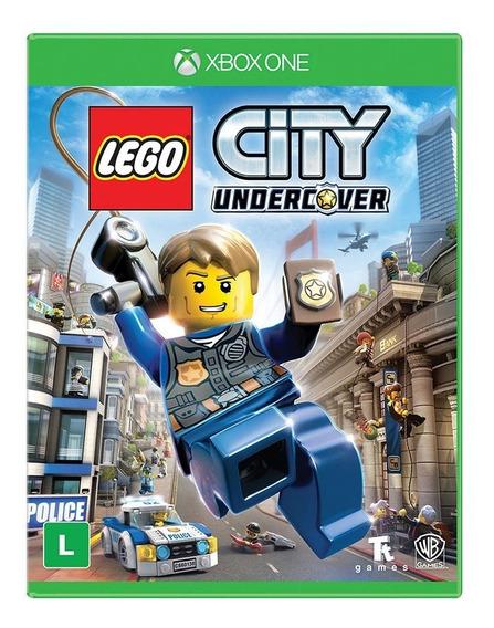 Lego City Undercover - Xbox One - Novo - Lacrado