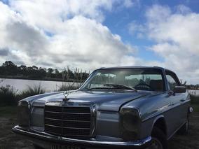 Mercedes-benz Clase C Coupe De 1970 Nafta