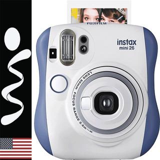 Fujifilm Instax Mini 26 Camara Instantanea Mejor Que Mini 9