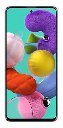 Imagen 1 de 6 de Samsung Galaxy A51 128 GB prism crush white 4 GB RAM