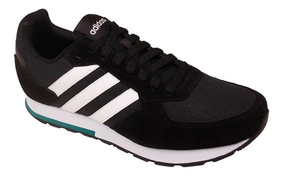 Tênis adidas Masculino 8k - Preto/branco
