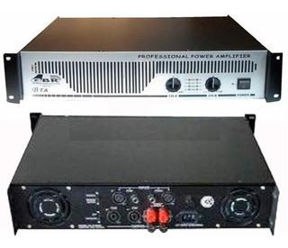 Potencia 220w Gbr Bta300 Xlr Plug / Open-toys Avell 147