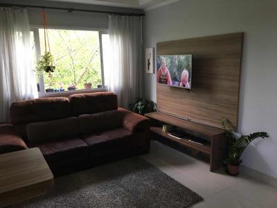 Apartamento A Venda No Rudge Ramos 84m2