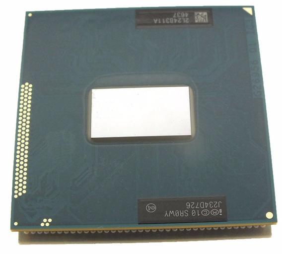 Processador Notebook Intel Core I5-3230 Sr0wy 3 Geração 5562