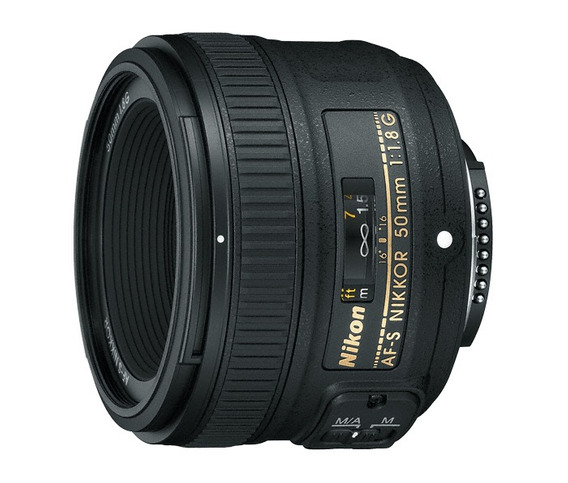 Lente Nikon Fx 50mm F/1.8g Autofocus