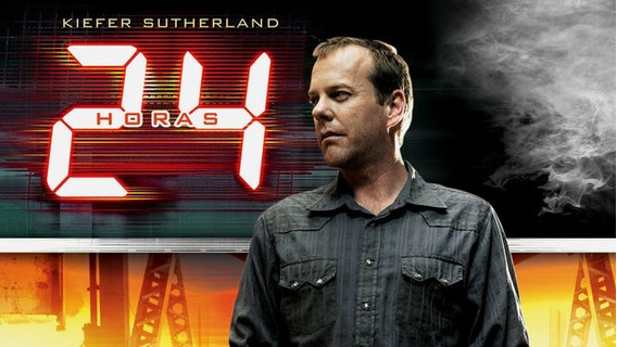 Serie Dvd 24 Horas As 9 Temporadas Completas + Filme