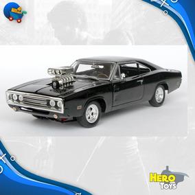 Dodge Charger 1970 Velozes E Furiosos 1/18 Filme Novo Raro