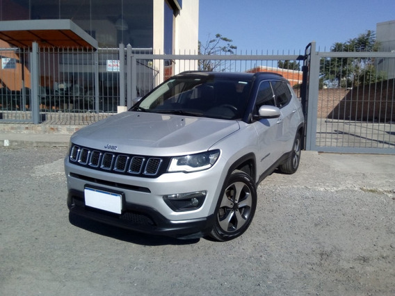 Jeep Compass 4x4 Automatica At9