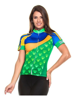 Roupa Ciclismo Feminina Dunas Cycling Bike Pequena Avaria