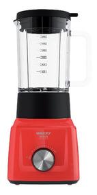 Liquidificador Mallory Taurus Glass Vermelho