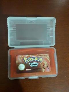 Pokemon Fire Red Version Español Re- Pro+ Envio Gratis