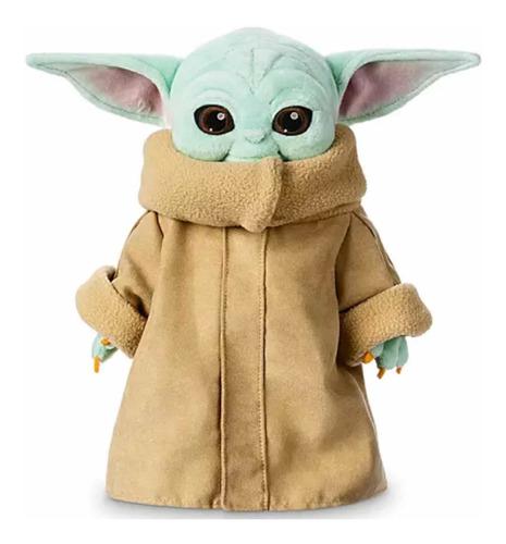 Peluche Baby Yoda Mandalorian Star Wars Orig. Disney Store