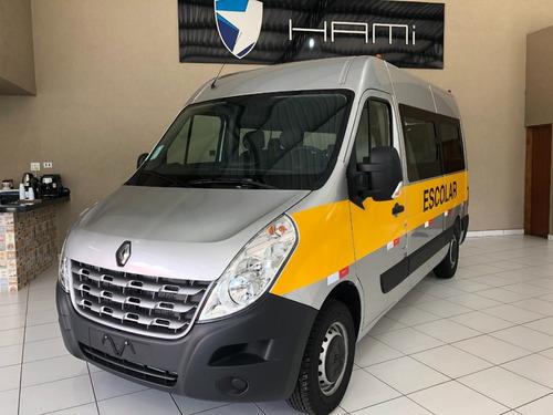 Renault Master 2021 Escolar  20 Lugares