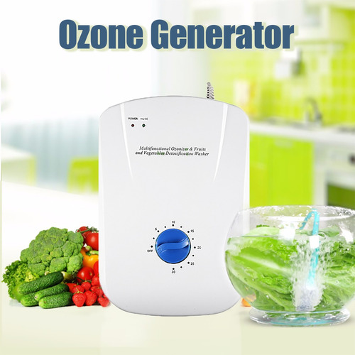220v 400mg/h Ozonador Generador De Ozonador Esterilizador Ai
