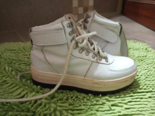 Zapatillas Blancas 47 Street