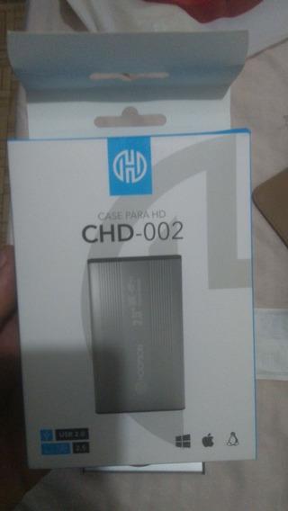 Hd Notebook Toshiba 1tb + Case 2.0 Novo