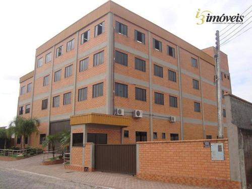 Prédio Comercial Com 920 M² - Venda Por R$ 3.600.000 Ou Aluguel Por R$ 25.000,00/mês - São Vicente - Itajaí/sc - Pr0007