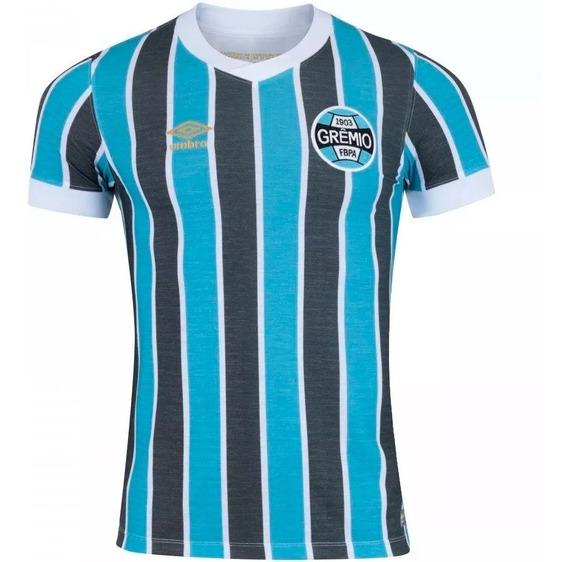 Camisa Grêmio Retro 1983 Mundial Nº 7 Umbro