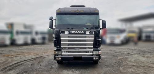 Scania 400 2003/04 6x2 199191km (r440, R420) (2e20)