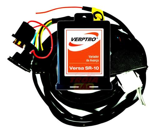 Variador De Avanco Roda Fonica Versa Sr 10 Cabo C Verptro