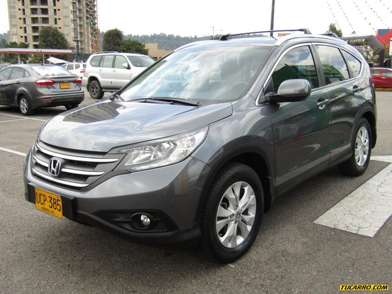 Honda Cr-v Exl At 2400cc Aa 4x4 Fe Ct