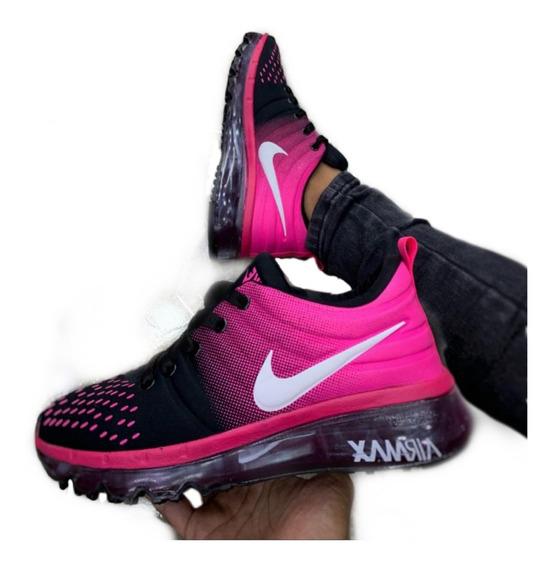 Zapatos Deportivos Variados Nike Air Max Reebok Y adidas