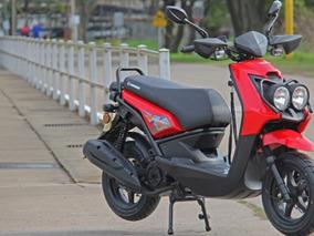 Scooter Guerrero Gsl 150 Weapon Motovega Financio 30 Cuotas