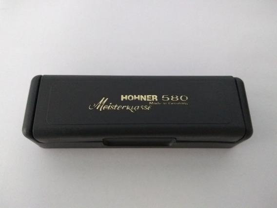 Gaita Harmônica Hohner Meisterklasse Ms - 580