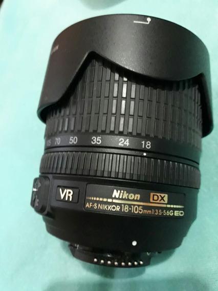 Lente Nikon 18.105 Dx