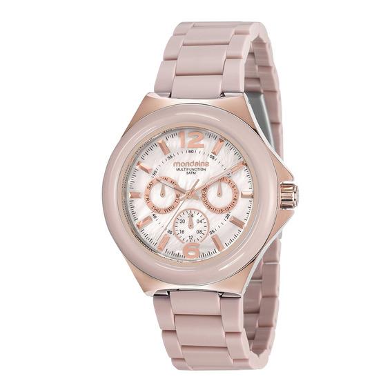 Relógio Mondaine Multifunction Feminino 99331lpmvrf5