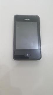Celular Nokia 501 Os 15858 Tecla Ligar Quebrada