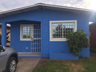 Alquilo Casa En La Chorrera $250 Mensual