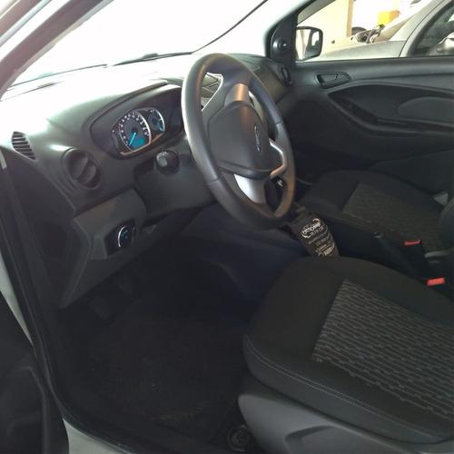 Ford Ka Se 1.0 5p Branco Compl 47.700 Km Exc Estd Rev Em Dia