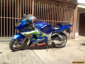 Suzuki Gsx-r 501 Cc O Más