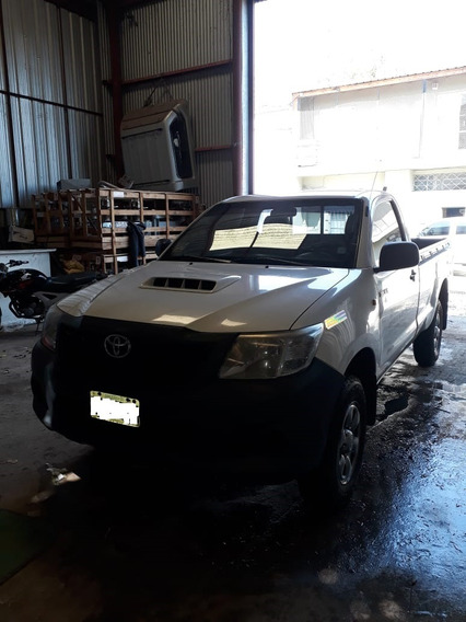 Toyota Hilux Cabina Simple 2.5 Dx 4x2 Modelo 2012