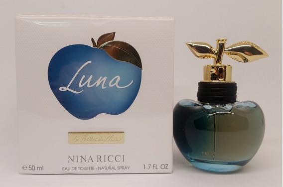 Perfume Luna Nina Ricci 50 Ml Edt 100% Original