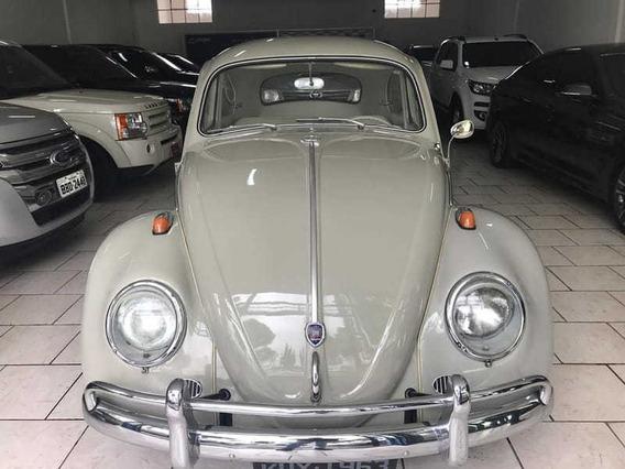 Volkswagen Fusca 1200 2p 1963