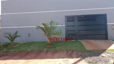 Chácara Com 2 Dormitórios À Venda, 250 M² Por R$ 350.000 - Vale Do Igapó - Bauru/sp - Ch0132