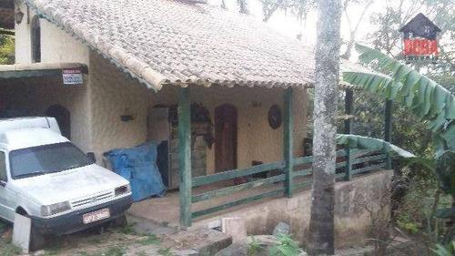 Casa Residencial À Venda, Chácaras Santa Fé, Mairiporã. - Ca0305