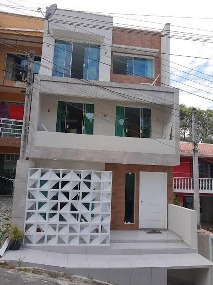 Sobrado Em Campo Comprido, Curitiba/pr De 165m² 4 Quartos À Venda Por R$ 380.000,00 - So570940
