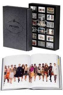 Libro Prada Gucci Piel Pasta Dura Moda Colecciones