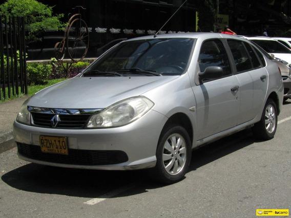 Renault Symbol Autentique 1600 Cc Mt
