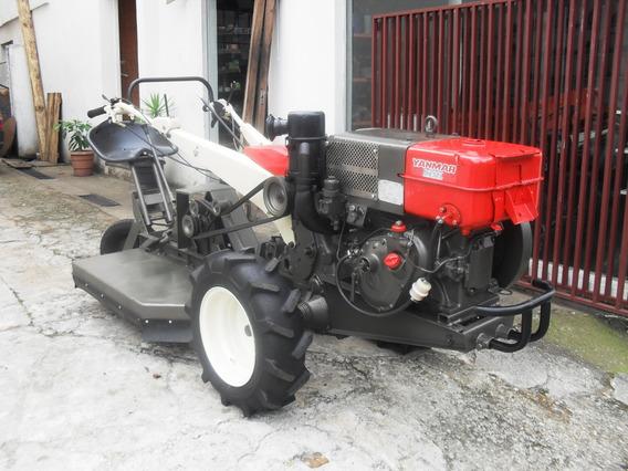 Tc10 Diesel Motor Novo C/enxadac/garantia C/frete Baixo