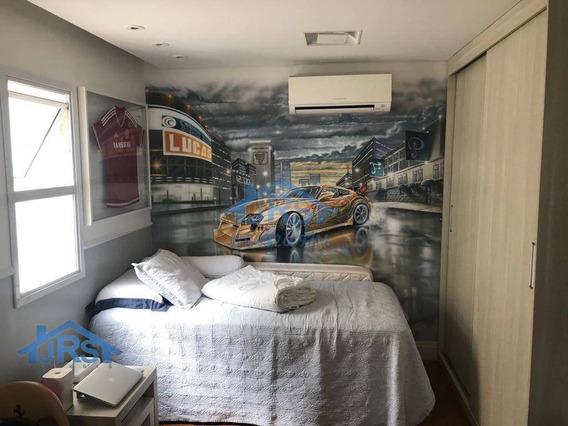 Condomínio Alpha Vitta Apartamento Com 3 Dormitórios À Venda, 144 M² Por R$ 1.276.000 - Alphaville - Santana De Parnaíba/sp - Ap2341